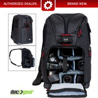 Deals on Deco Gear Photo Camera Sling Backpack