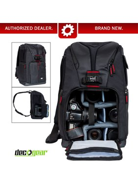 Product Image Sling Bag  Sling Backpack for Cameras   Accessories (Deco  Gear) c61e378d692ee