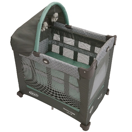 Graco Travel Lite Crib Manor