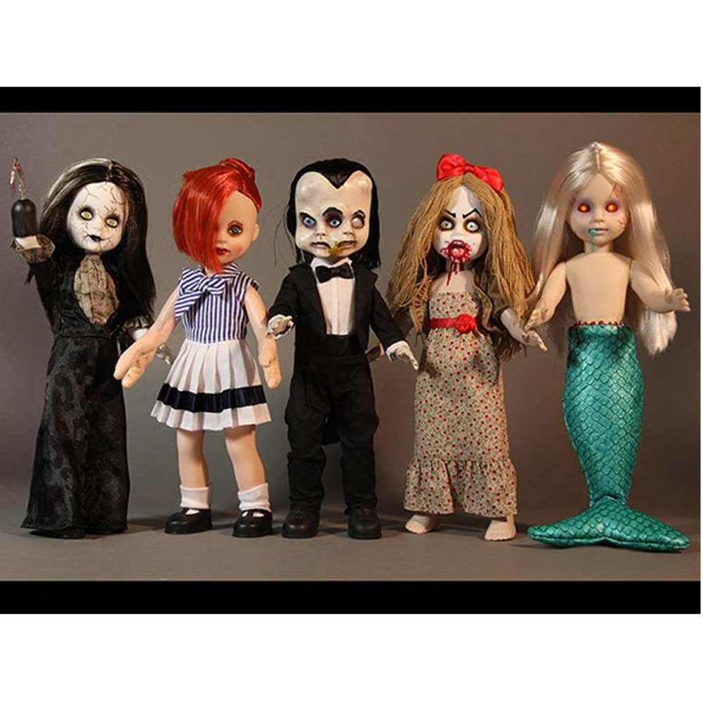 Mezco Living Dead Dolls Series 30 Set of 5
