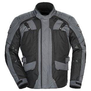 Tourmaster Transition Series 4 Textile Jacket Gun Metal Gray/Black