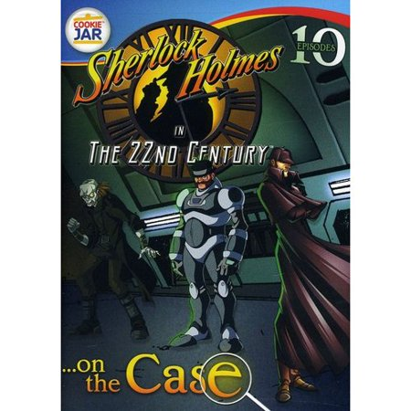 Sherlock Holmes In The 22Nd Century  On The Case  Full Frame