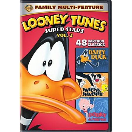 Looney Tunes Super Stars: Volume 2 (DVD)
