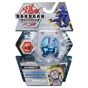 Bakugan Ultra, Hydorous, 3-inch Tall Armored Alliance Collectible Action Figure and Trading Card