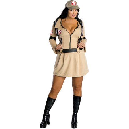 Ghostbuster Female Adult Halloween Costume - One Size](Ghostbusters Costume Female)