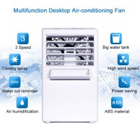 NEX 3-in-1 White Color Portable Air Conditioner, Personal Space Cooler, Humidifier, Purifier(NX-CA001WH)