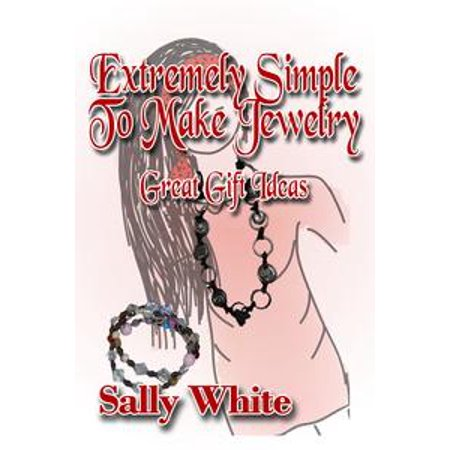 Extremely Simple To Make Jewelry: Great Gift Ideas - eBook - Halloween Simple Idea
