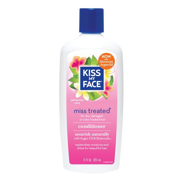 Organic Hair Care Paraben Free Miss Treated Conditioner Kiss My Face 11 oz Liquid