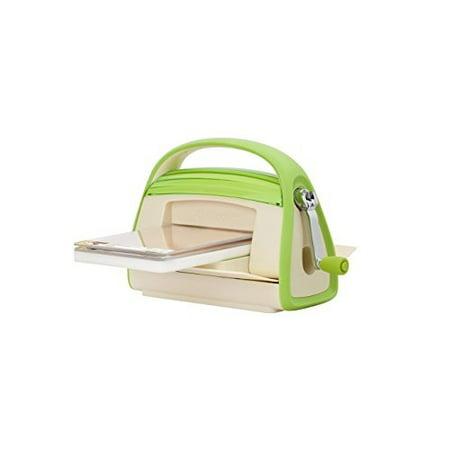 Cricut 2000293 Cuttlebug Machine, 14.4 by 12-Inch, Green (Cuttlebug Machine)
