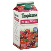 Tropicana Twister Berry Punch Flavored Drink, 59 Fl. Oz.