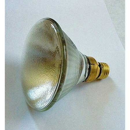 Ge Pan - GE Energy Effecient Halogen IR Spotlight Light Bulb1500 Lumens only uses 80 Watt, PAR 38 with 3000 Life Hours