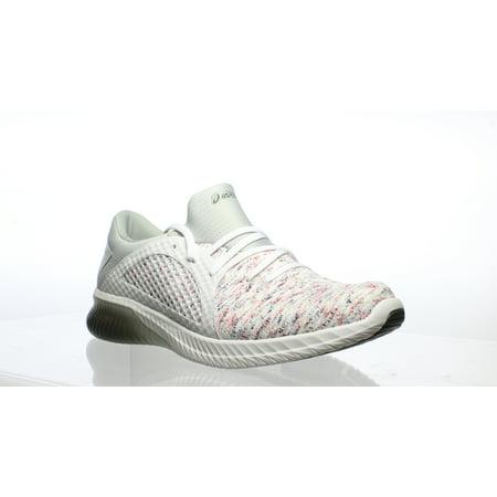 ASICS Mens Gel-Kenun White Running Shoes Size 12.5 ()