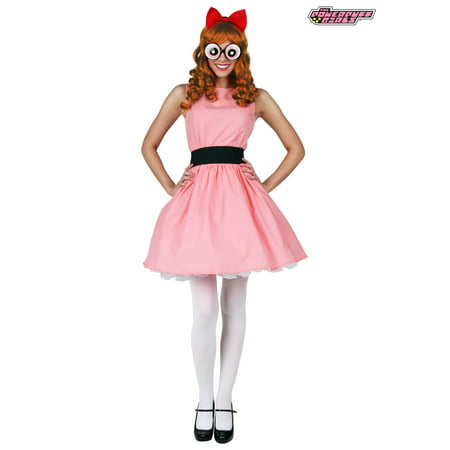 Blossom Powerpuff Girl Costume (Powerpuff Girls Costumes Women)