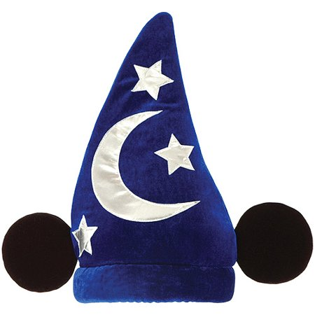Disney Mickey Wizard Costume Cap Child - Friend Costumes Ideas