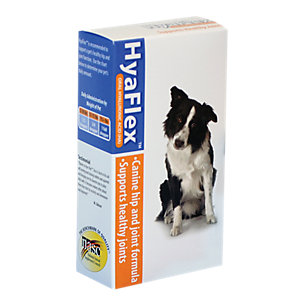 Hyalogic HyaFlex Oral Canine Hip and Joint Formula for Dogs, 1 oz