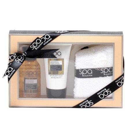 Sport Spa Foot Kit - Rainbow Cosmetics Style & Grace Spa Foot Care Kit