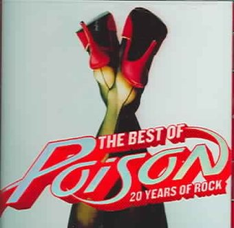 The Best Of: 20 Years Of Rock (CD) - Best Halloween Rock Songs