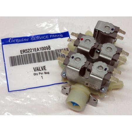 5221EA1009B Water Valve for LG Washer Washing Machine PS3527448 AP4998623 ()