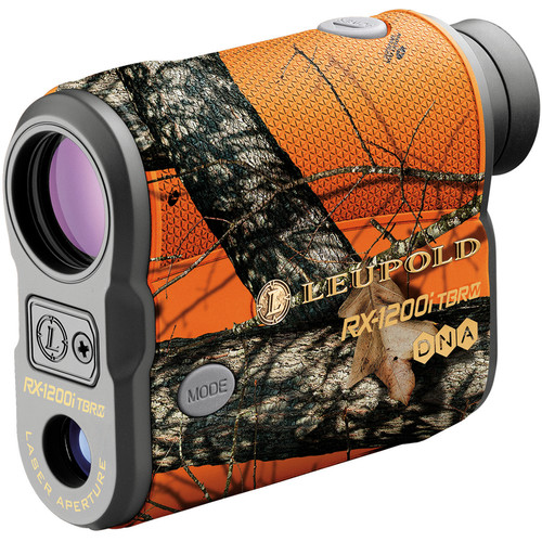 Leupold RX-1200i TBR/W 6x 22mm Range Finder - Mossy Oak Blaze Orange 170640 Rangefinder