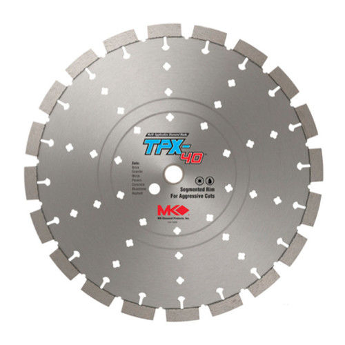 MK Diamond 168492 14 in. Dry Cutting General Purpose Blade