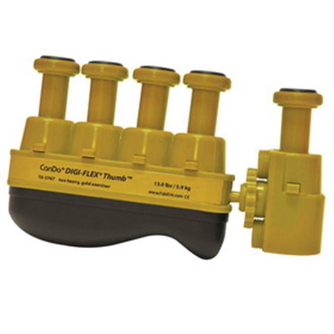 Fabrication Enterprises 10-3767 Digi-Flex Thumb, Gold