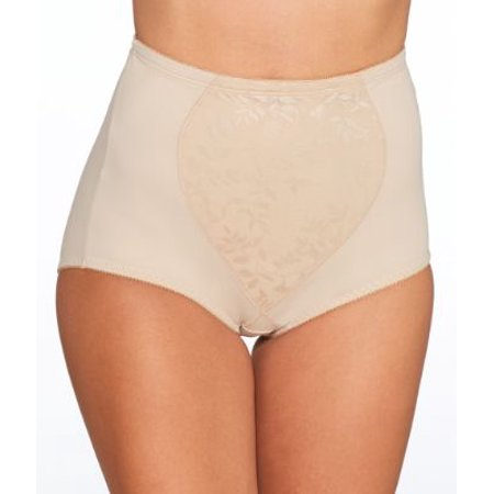 (Bali Tummy Panel Firm Control Brief 2-Pack)
