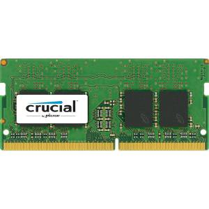Crucial 8GB DDR4 SDRAM 2400 MHz 1.20 V Unbuffered 260-pin SoDIMM Memory