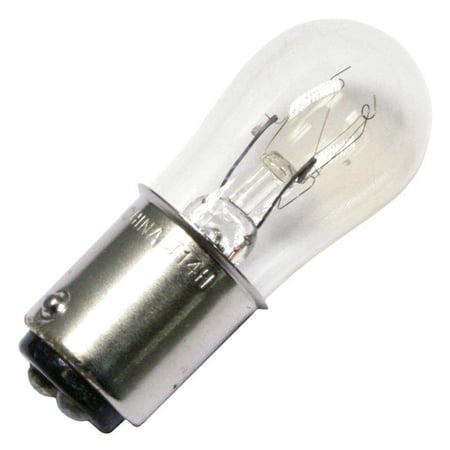 GE 11594 - 6S6DC Double Contact Bayonet Base Scoreboard Sign Light Bulb