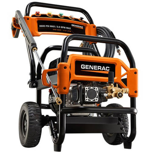 Generac 3600PSI Commercial Grade Pressure Washer