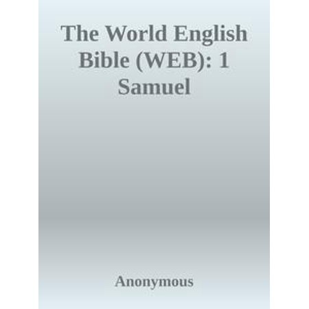 The World English Bible (WEB): 1 Samuel - eBook