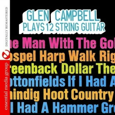 Plays 12 String Guitar (CD)