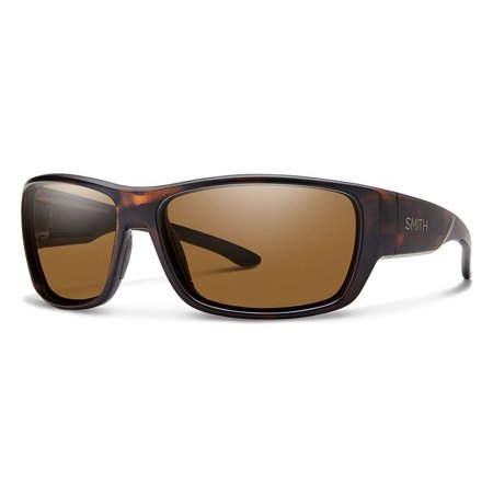 Smith Forge Sunglasses 61 Matte Tortoise (Smith Mountain New Tortoise Shell)