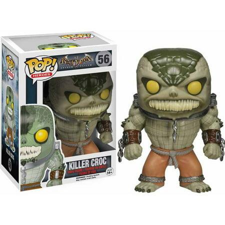 Funko Pop! Heroes Arkham Asylum, Killer Croc (Killer Croc)