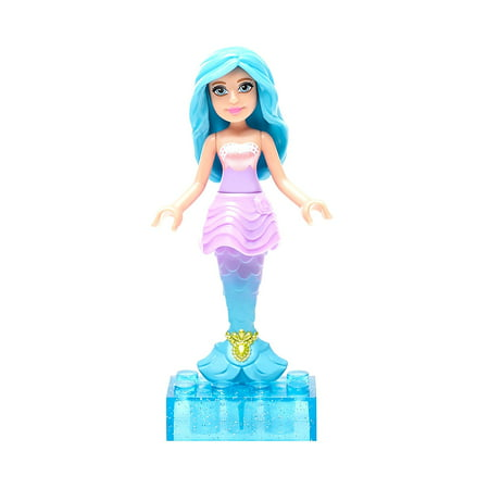 Mega Construx Barbie Sweetville Candy Mermaid Mini Figure Playset, Welcome To Barbie Dreamtopia, where everyone wishes for adventure with the Mega Bloks Barbie Fantasy.., By Mega Bloks Ship from US - Real Mermaids For Sale