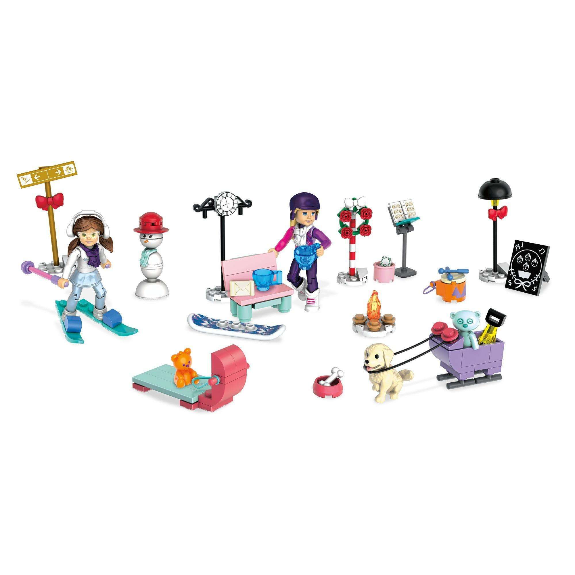 Mega Construx American Girl Advent Calendar by Mattel