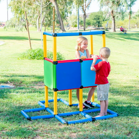 Play Structure Plan (Funphix Create And Play Life Size Structures -