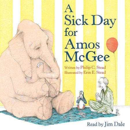 A Sick Day for Amos McGee - Audiobook (A Sick Day For Amos Mcgee Illustrations)