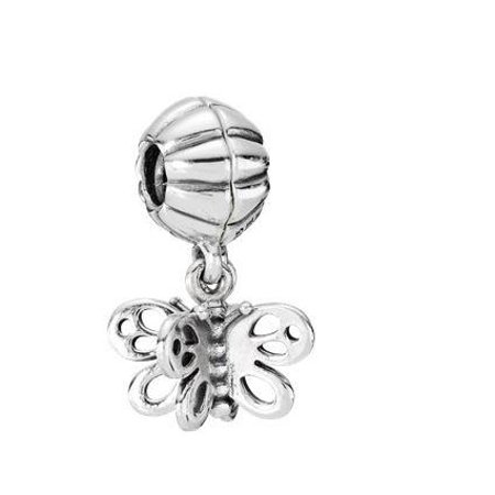 Pandora Best Friend Butterfly Pendant Charm (Pandora Best Friend Butterfly Charm)