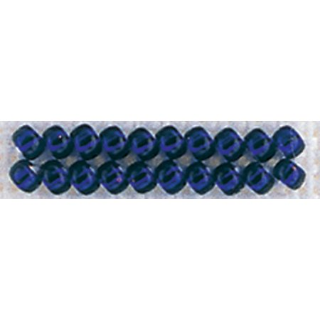 Mill Hill Glass Seed Beads 4.54g-Brilliant Navy**