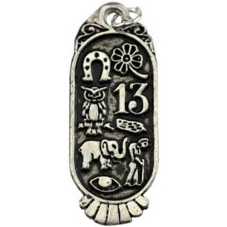 Lucky 8 talisman amulet