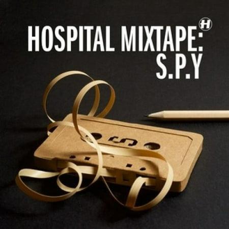 Hospital Mixtape: S.p.y / Various (CD)