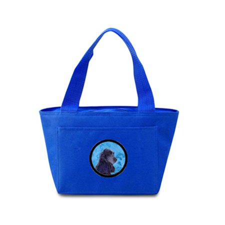 Blue Cocker Spaniel Zippered Insulated School Washable And Stylish Lunch Bag Cooler - image 1 of 1