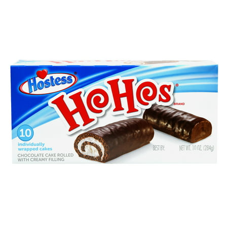 Hostess Ho Hos - 10ct/10oz