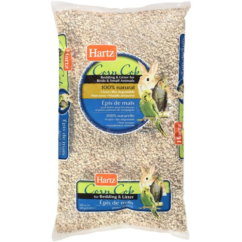 Hartz: Corn Cob Bedding & Litter, 10 L