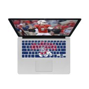 KB Covers Fresno State Keyboard Cover for MacBook/Air 13/Pro (2008+)/Retina & Wireless (FRESNO1-M-EDU)