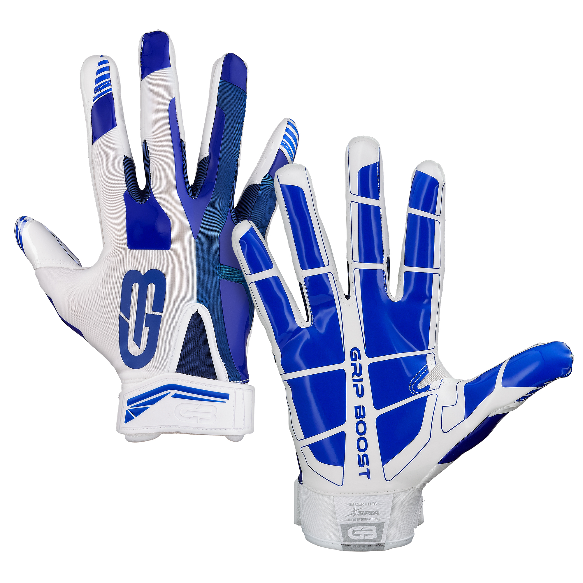 Grip Boost Stealth Football Gloves Pro Elite