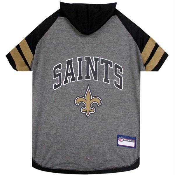 New Orleans Saints Dog Hoodie T-Shirt