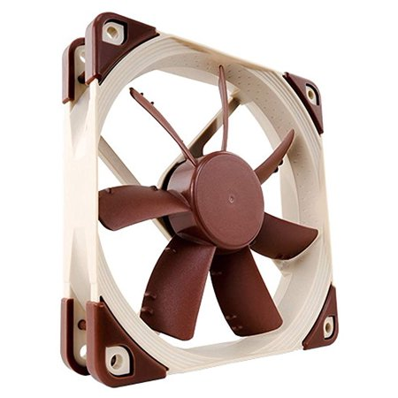 Noctua NF-S12A ULN A-Series 120mm 4-Pin PC Computer Cooling Fan  - (New Cooling)