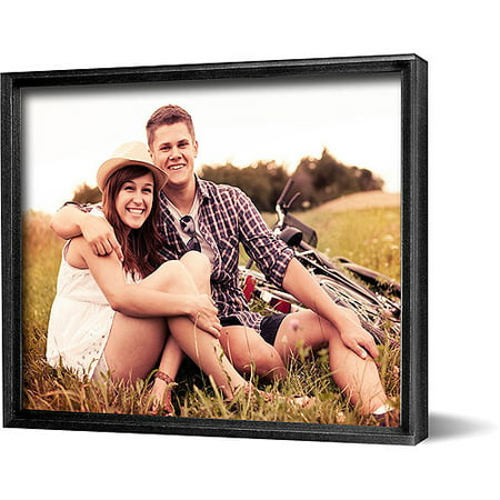 - 20x24 Floating Frame Canvas
