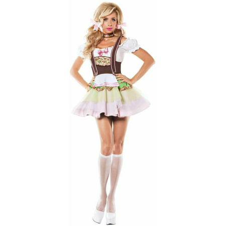 German Beer Girl Women's Adult Halloween Costume